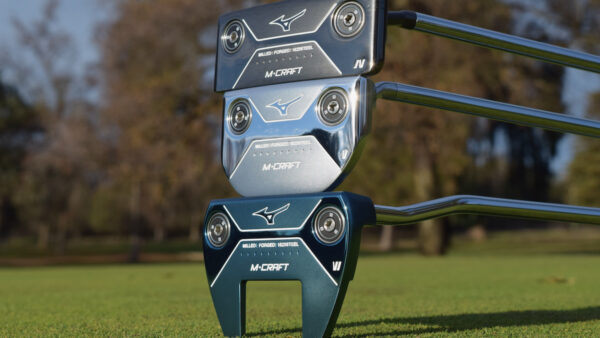 First Look: 2021 Mizuno M•Craft Putters