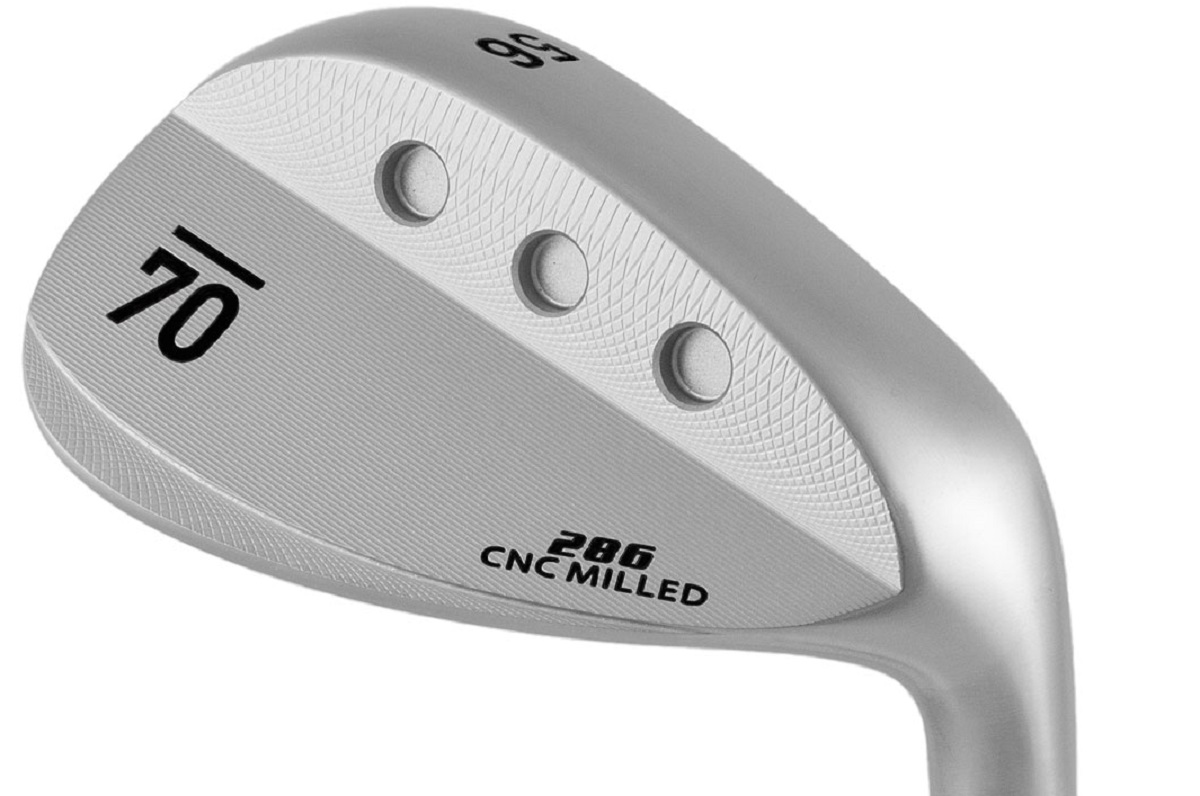 Sub 70 forged wedge