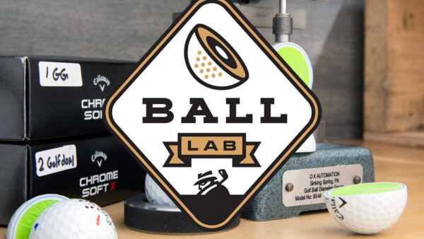 Ball Lab – Callaway Chrome Soft X Ball Review