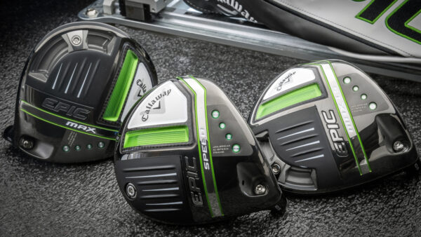 Callaway Epic Speed, Epic Max and Epic Max LS Drivers