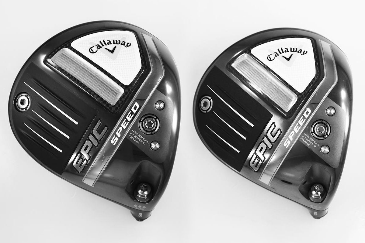 Callaway Epic Speed LS and Epic Speed DS drivers