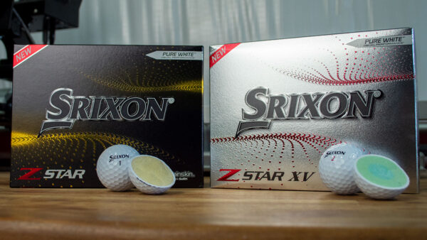Srixon Z-STAR and Z-STAR XV Golf Balls for 2021
