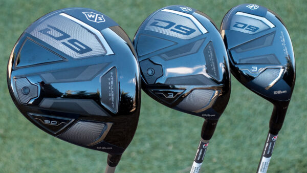 Wilson Staff D9 Driver, Fairways and Hybrids