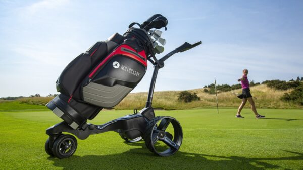 Motocaddy Comes to America: The Power Trolley Invasion
