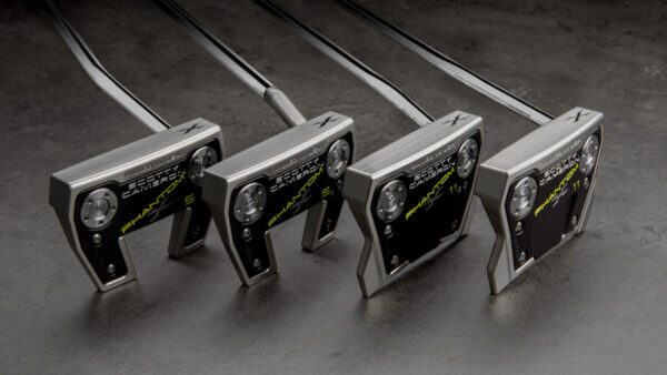 Scotty Cameron Extends the Phantom X Putter Line