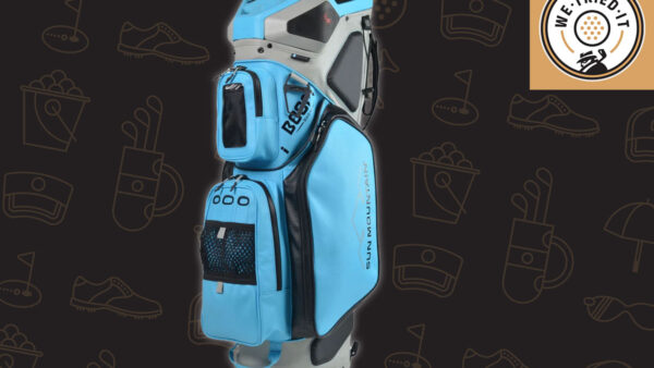 We Tried It: The Sun Mountain Boom Golf Bag