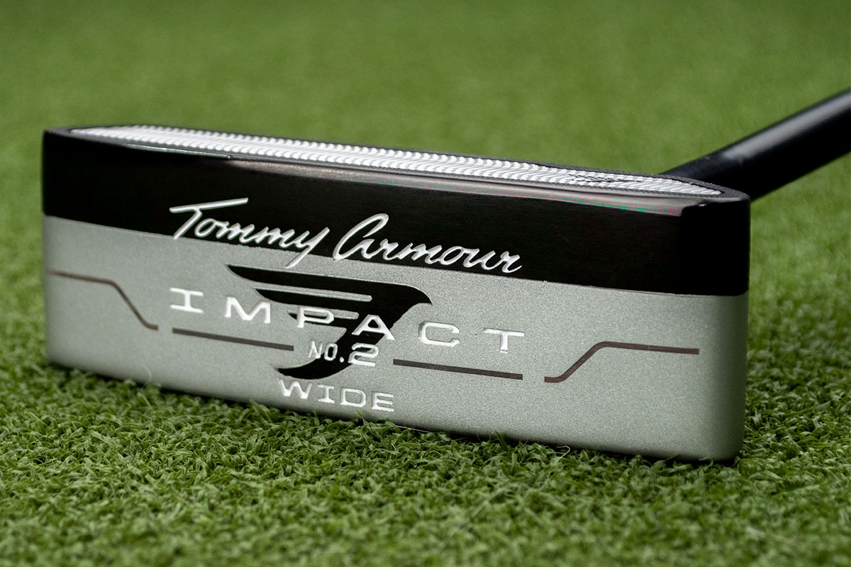 2021 Tommy Armour Impact No. 2 Putter