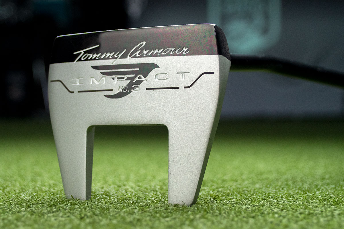 2021 Tommy Armour Impact No. 3 Putter