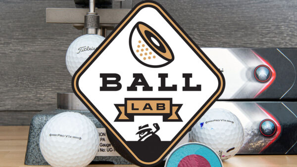 Ball Lab – Titleist Pro V1x