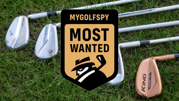 2021 MOST WANTED PLAYER'S DISTANCE IRON