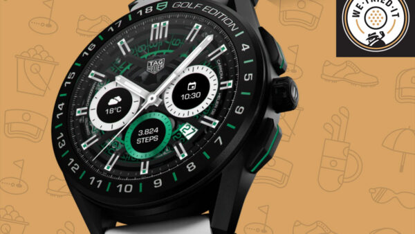 We Tried It: TAG Heuer Connected Golf Edition Watch