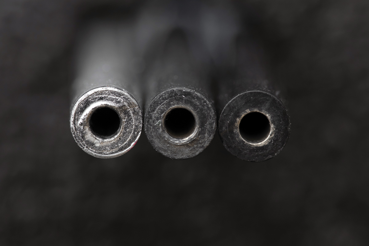 an image of the tip section of the Fujikura MC Putter shaft