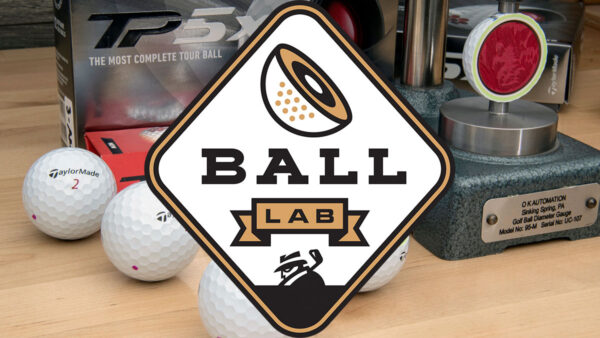 Ball Lab: TaylorMade TP5x Review