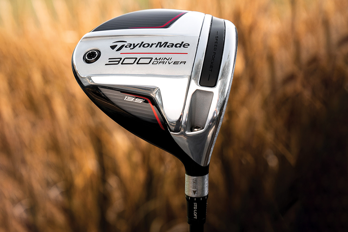 a photo of the TaylorMade 300 Mini driver