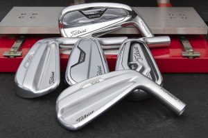 Titleist T-Series Irons and U505 Utility Iron