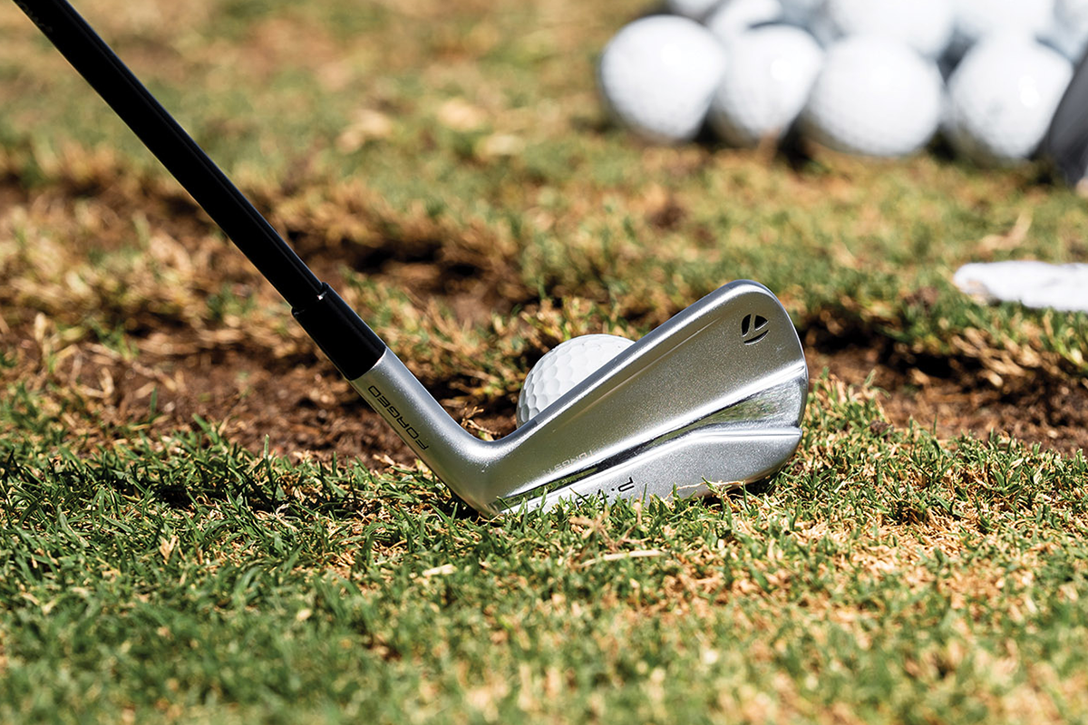 a photo of the TaylorMade P790 UDI utility iron
