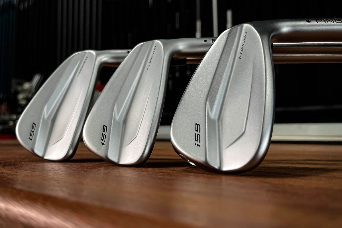 PING i59 forged irons