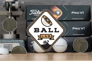 Ball Lab: Titleist Pro V1 Review