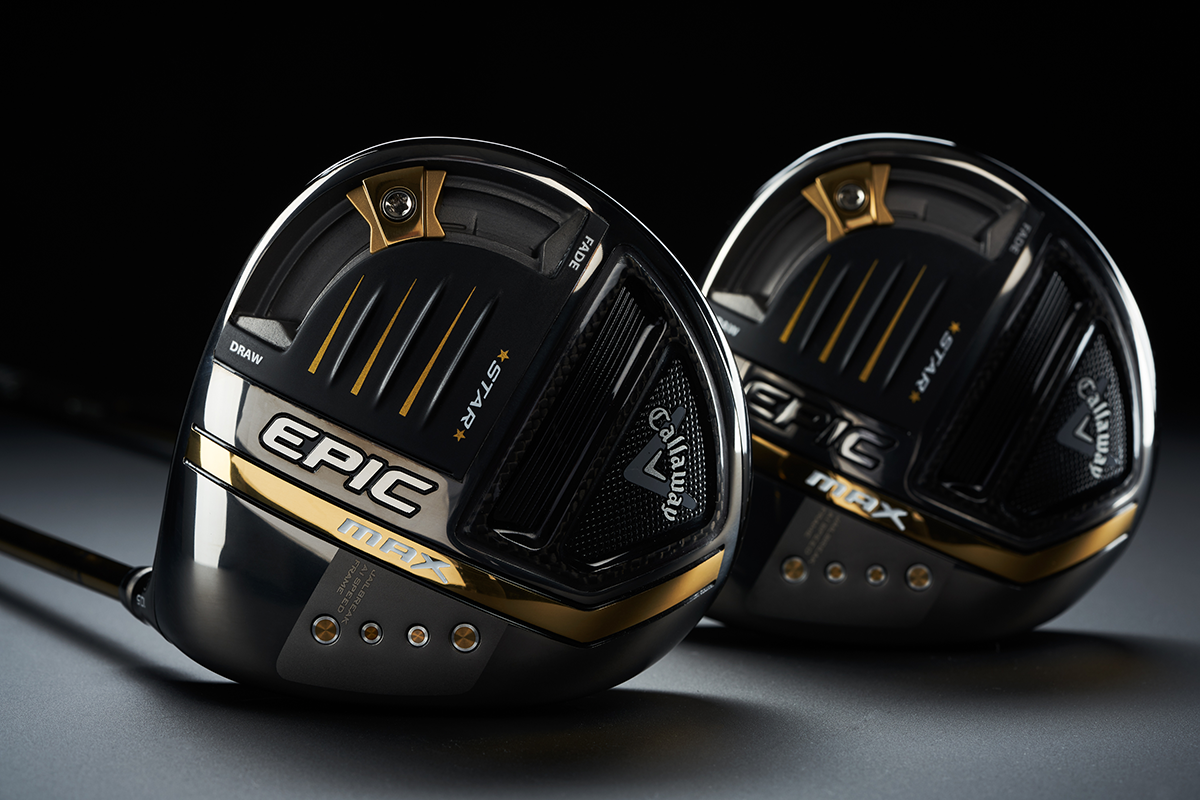 a photo of the Callaway EPIC Max Star Driver