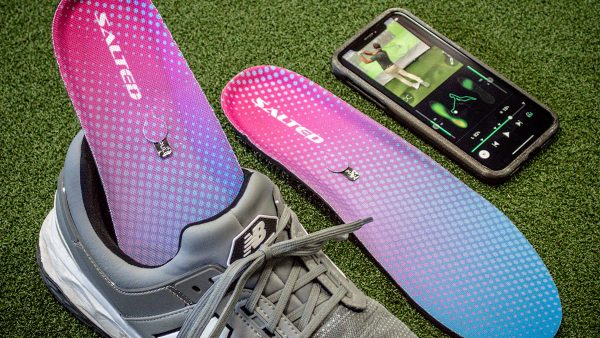 Salted Smart Insoles' NEW Technology